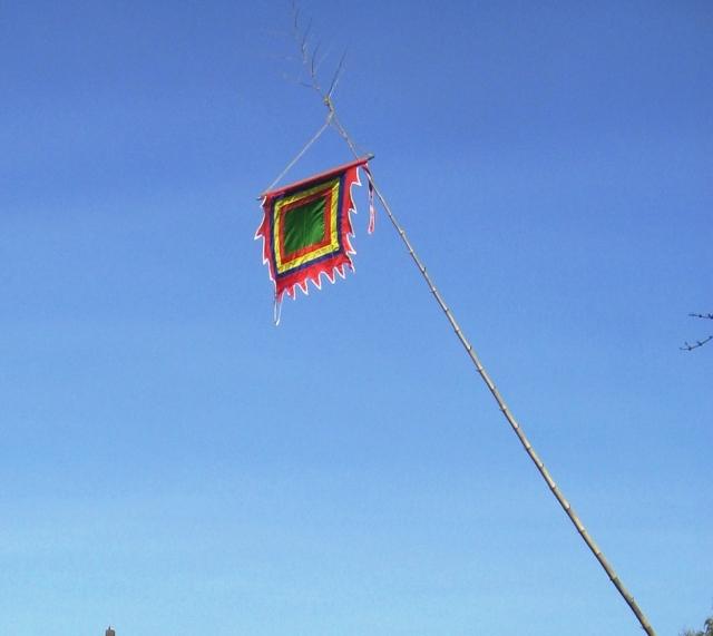 Ý nghĩa những lá cờ cổ truyền Việt Nam