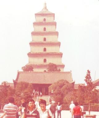 wild goose pagoda